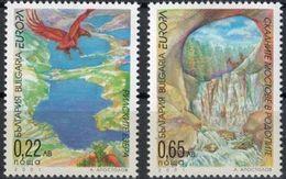 2001 - Bulgaria 3898/99 Europa - Bulgaria