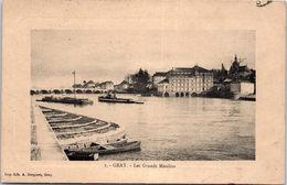 70 GRAY - Les Grands Moulins - Gray