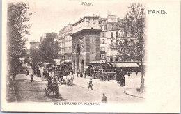 75 PARIS - Boulevard St Martin - France