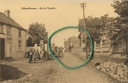 Villers-Perwin :  Rue De L'escaille - Les Bons Villers