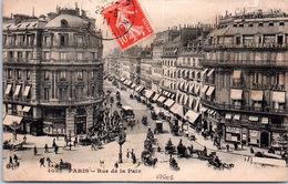 75 PARIS - Rue De La Paix - France