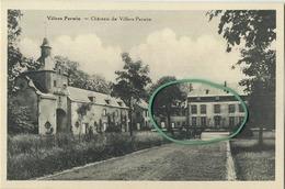 Villers-Perwin :  Chateau - Les Bons Villers