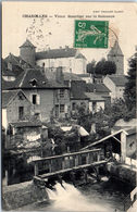 62 BOULOGNE SUR MER - Sanatorium, Route De Versailles, Un Coin Du Par Cet Cure D'air - Boulogne Sur Mer