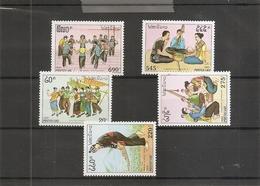 Laos ( 1032/1036 XXX -MNH) - Laos
