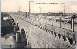 18 LE GUETIN - Pont Canal - Autres Communes