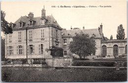 18 LIGNIERES - Le Château, Vue Partielle - Autres Communes