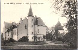 18 VEAUGUES - Château Des Porteaux, Côté NO - Autres Communes