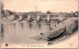 18 VIERZON - Le Barrage - Vierzon