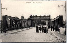 18 VIERZON - Pont De Toulouse- - Vierzon