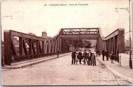 18 VIERZON - Pont De Toulouse - Vierzon