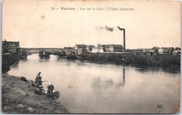 18 VIERZON - Vue Sur Le Chern, L'usine élévatoire - Vierzon