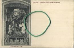 Eeklo -  Eecloo : Institut Notre-Dame Aux Epines :  Un Tableau De L'eglise - Eeklo