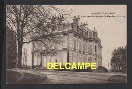 DD / 25 DOUBS / GENEUILLE / CHÂTEAU OUTHENIN-CHALANDRE - Francia