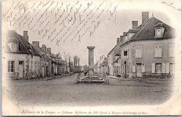 18 BRUERE ALLICHAMPS - Colonne Militaire - Autres Communes