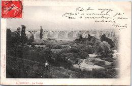 18 SAINT FLORENT - Le Viaduc - Saint-Florent-sur-Cher