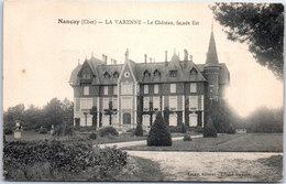 18 NANCAY - La Varenne, Le Château Façade Est - Nançay