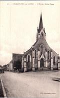 49 CHALONNES SUR LOIRE - L'église Notre Dame - Chalonnes Sur Loire