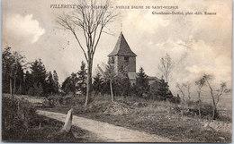 42 VILLEREST - Vieille église De St Sulpice - France