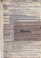 Bataillon Mixte De L'Annam, Hué. Instructions à L'usage Des Compagnies Participant Aux Opérations De Police. 24/05/1930. - Documents