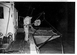 17- CHARRON- CHRISTIAN BOUILLAUD PATRON DU BATEAU PECHE LE SAMOURAI-PIBALE CIVELLE-PHOTO GEORGES ARRAMY AYTRE - Profesiones