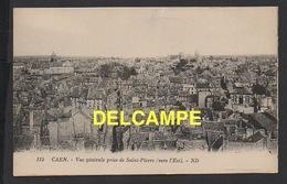 DD / 14 CALVADOS / CAEN / VUE GENERALE PRISE DE SAINT-PIERRE (VERS L' EST) - Caen
