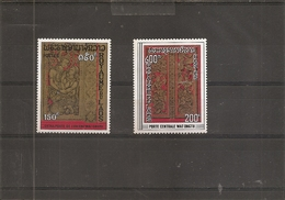 Laos   ( 193/194 XXX -MNH) - Laos