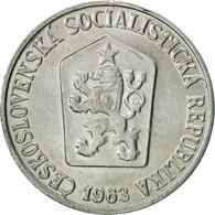 Monnaie, Tchécoslovaquie, Haler, 1963, SUP, Aluminium, KM:51 - Tchécoslovaquie