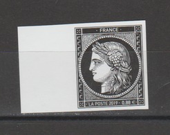 "FRANCE / 2019 / Y&T N° ?2019/03/14 ** : ""Cérès 1849-2019"" Issu Du Bloc BdF G - Gomme D'origine Intacte - France"
