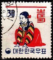 KOREA SÜD SOUTH [1960] MiNr 0320 ( O/used ) Weihnachten - Korea, South