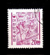 KOREA SÜD SOUTH [1963] MiNr 0389 ( O/used ) Pflanzen - Corea Del Sur