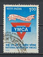 °°° INDIA - Y&T N°1140 - 1992 °°° - India