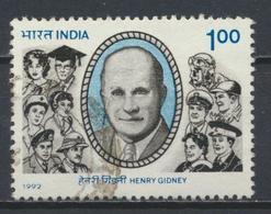 °°° INDIA - Y&T N°1151 - 1992 °°° - India