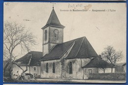 ANGOMONT   L'Eglise - Francia
