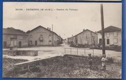 BREMENIL   Centre Du Village    Animées - Francia