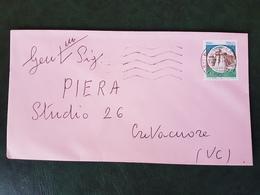 (28077) STORIA POSTALE ITALIANA 1991 - 6. 1946-.. Repubblica
