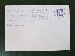 (28080) STORIA POSTALE ITALIANA 1991 - 6. 1946-.. Repubblica