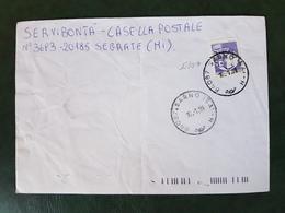 (28082) STORIA POSTALE ITALIANA 1991 - 6. 1946-.. Repubblica