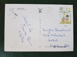(28084) STORIA POSTALE ITALIANA 1991 - 6. 1946-.. Repubblica