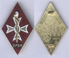 Insigne Du 81e Bataillon Médical - Services Médicaux