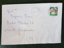 (28091) STORIA POSTALE ITALIANA 1991 - 6. 1946-.. Repubblica