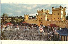 Medieval Castle, Miniland, Legoland - Postcards