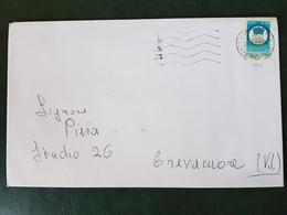 (28093) STORIA POSTALE ITALIANA 1991 - 6. 1946-.. Repubblica