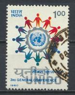 °°° INDIA - Y&T N°605 - 1980 °°° - India