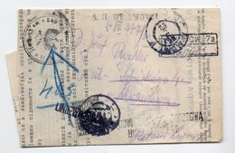 Poland Ukraine Lwow-15 1923 - 1919-1939 Republik