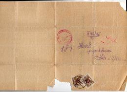 Poland Ukraine Lwow Postage Due 1927 - 1919-1939 Republic