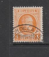 COB 190 Oblitération BRUXELLES Salon De L'alimentation - 1922-1927 Houyoux