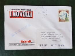 (28110) STORIA POSTALE ITALIANA 1991 - 6. 1946-.. Repubblica