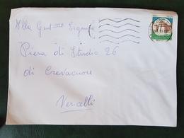 (28112) STORIA POSTALE ITALIANA 1991 - 6. 1946-.. Repubblica