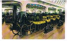 DEWITT CLINTON TRAIN HENRY FORD MUSEUM DEARBORN MICHIGAN    TBE  US378 - Clinton