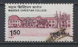 °°° INDIA - Y&T N°908 - 1987 °°° - India